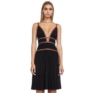 NWT BCBGMAXAZRIA Sleeveless Strap Dress